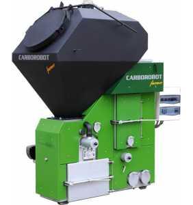Твердотопливный котел CARBOROBOT BIO Farmer 40 кВт